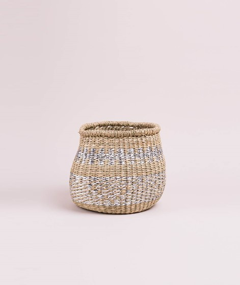 LIV Rumba Basket klein natural/silver