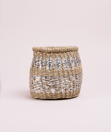 LIV Rumba Basket groß natural/silver