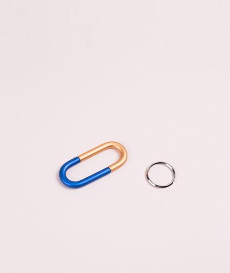 HAY Cane Key Ring blue