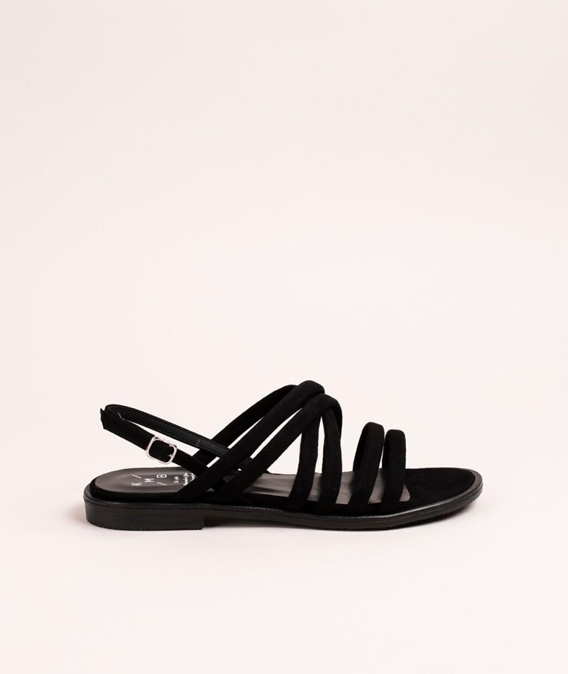 KMB A3576 Lacha Sandale ante negro