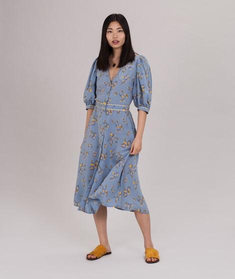 SESSUN Mund Kleid forever blue