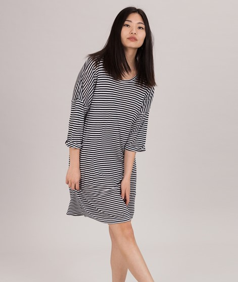 MBYM Salma Kleid night sugar stripe