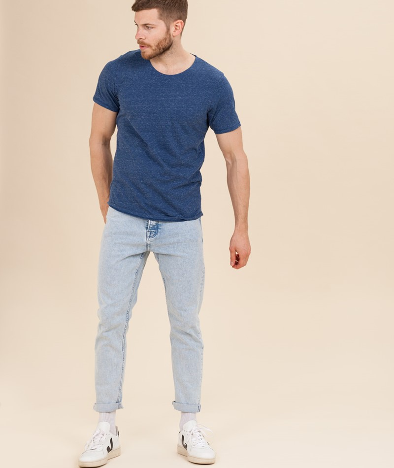 SELECTED HOMME SLHRick O-N T-Shirt navy