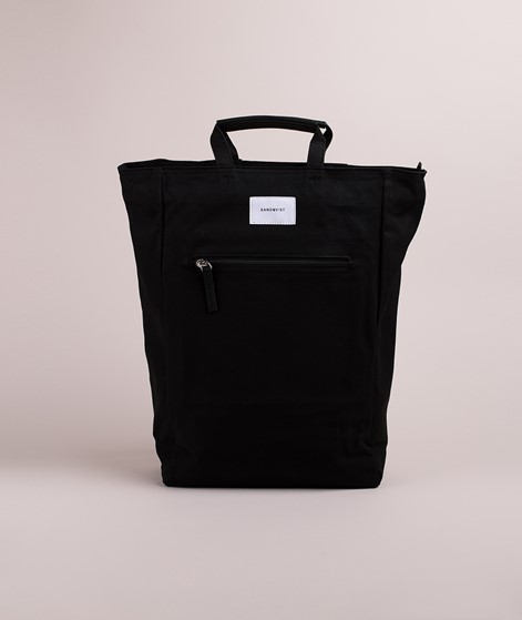 SANDQVIST Tony Rucksack black with black