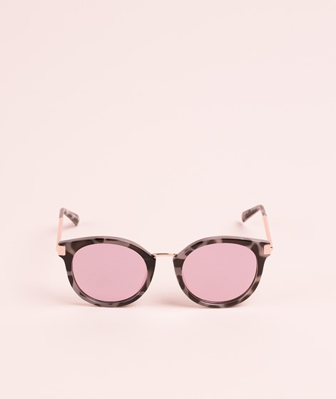 LE SPECS Last Dance Sonnenbrille coal to