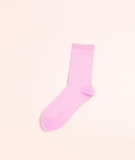 SELECTED FEMME SLFBobby Rib Socken orchi