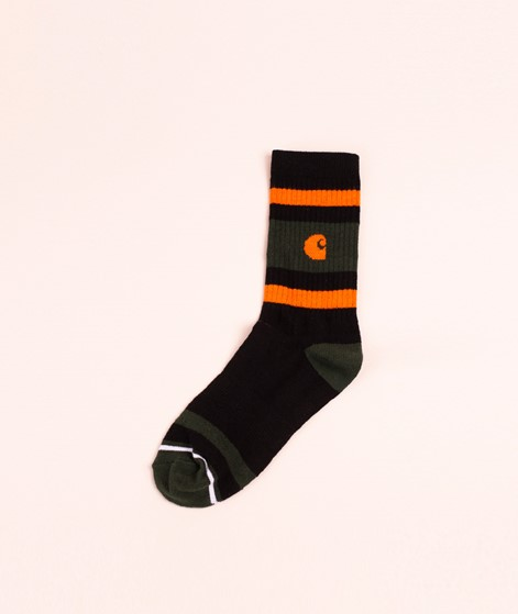 CARHARTT WIP Fairfield Socken black