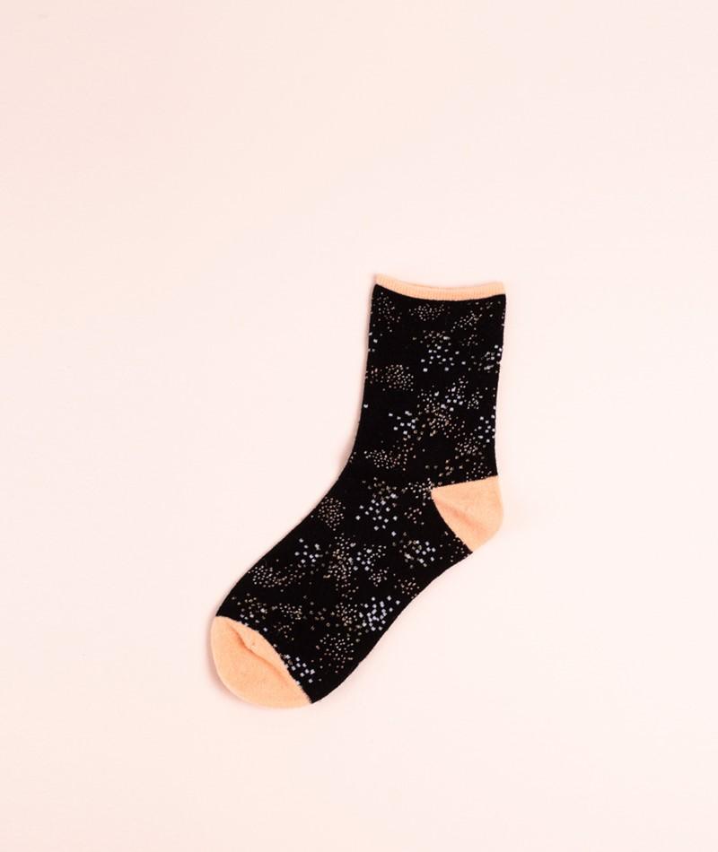 UNMADE CPH Anarosa Socken black