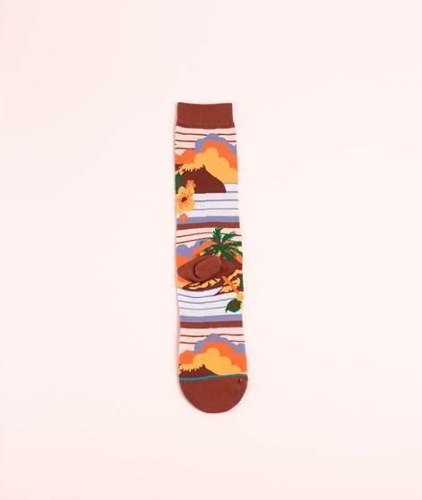 STANCE Kekaha Socken brown