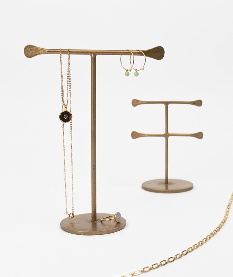MADAM STOLTZ Hand forged jewellery stand