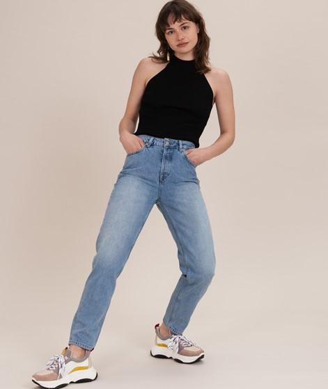 SELECTED FEMME SLFFrida Mom Jeans l blue