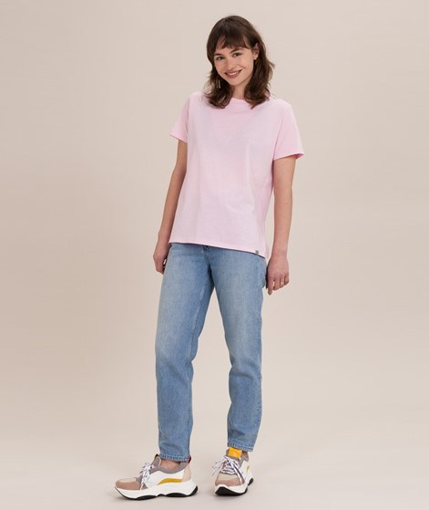 MADS NORGAARD Trimmy T-Shirt hot rose