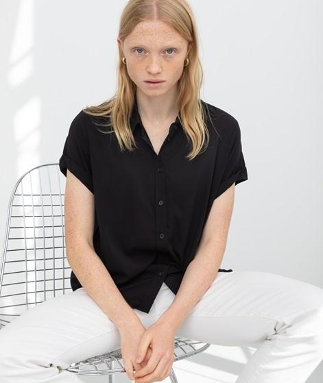 SAMSOE SAMSOE Majan S/S Bluse black