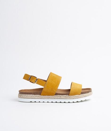 KAUF DICH GLÜCKLICH Sandale ocre yellow