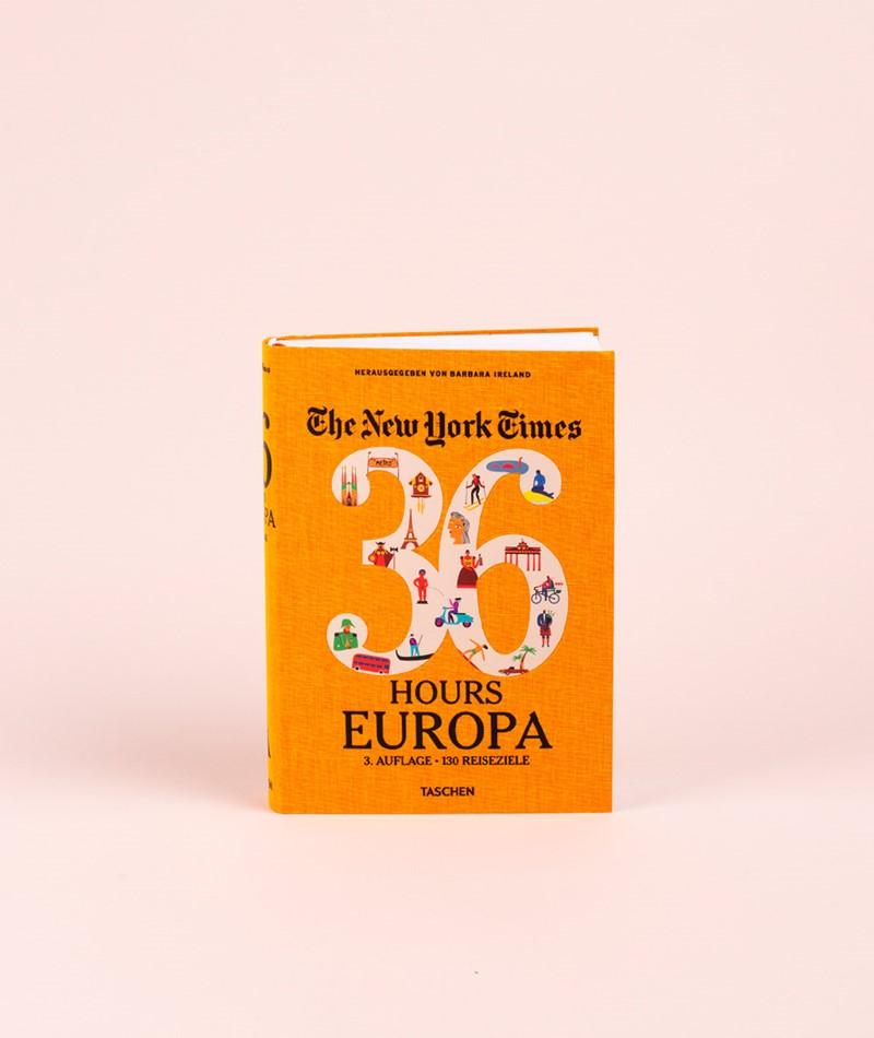 TASCHEN 36 Hours Europa 3. Auflage