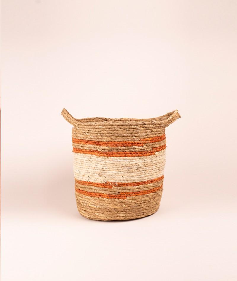 MADAM STOLTZ Corn basket XS