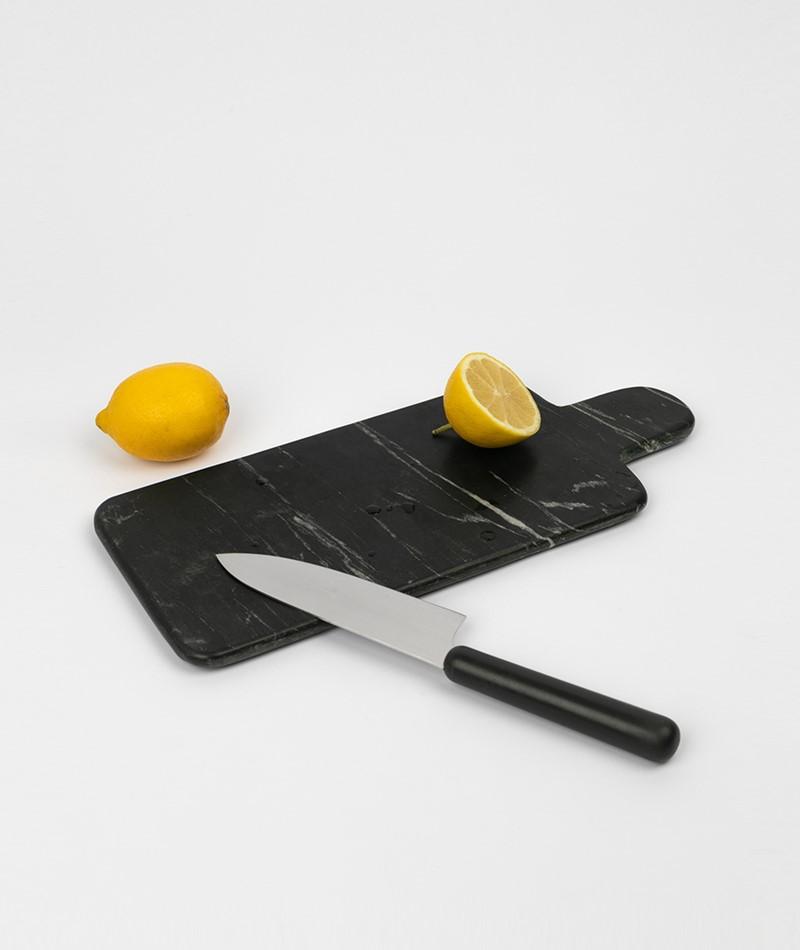 MADAM STOLTZ Marble chopping Board