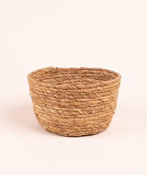 MADAM STOLTZ Corn basket natural