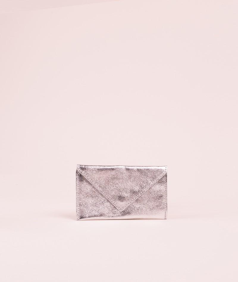 BLINGBERLIN Juna Geldbörse silber