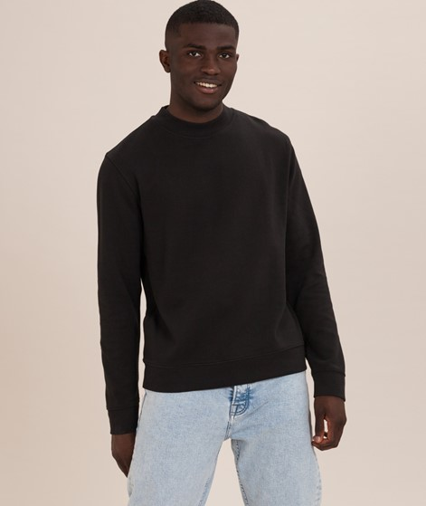 SELECTED HOMME SLHRoy Pique Sweater blac