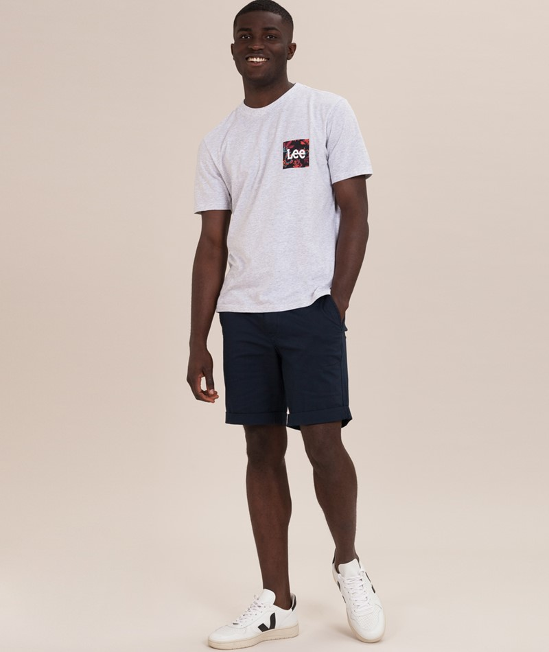 SELECTED HOMME Straight Paris Shorts sapphire