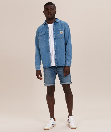 LEVIS 502 Taper Hemmed Shorts harbour