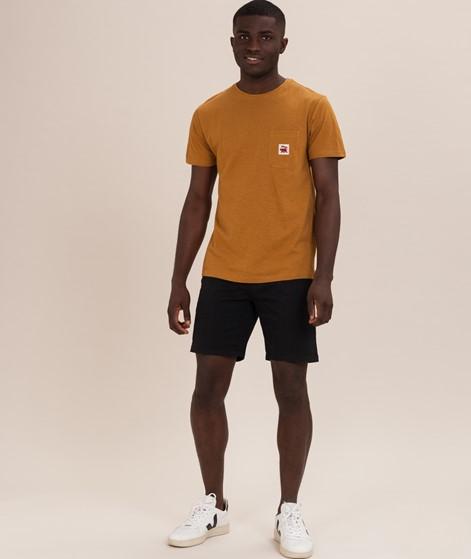 WEMOTO Toby 2 T-Shirt golden mustard