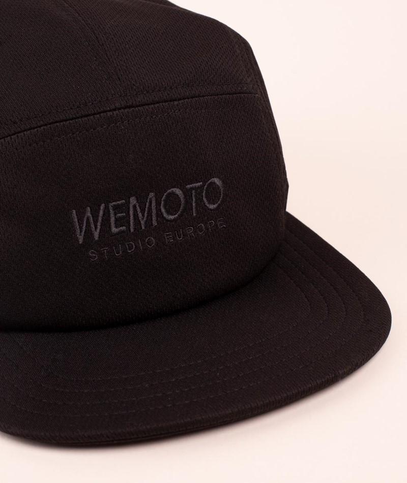 WEMOTO Studio Cap black