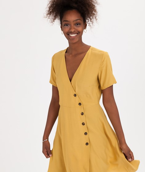 MBYM Adinna Kleid yellow moon