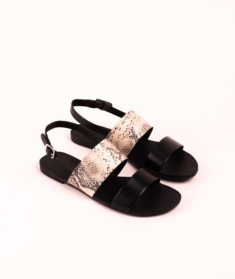 VAGABOND Tia Sandale sand black