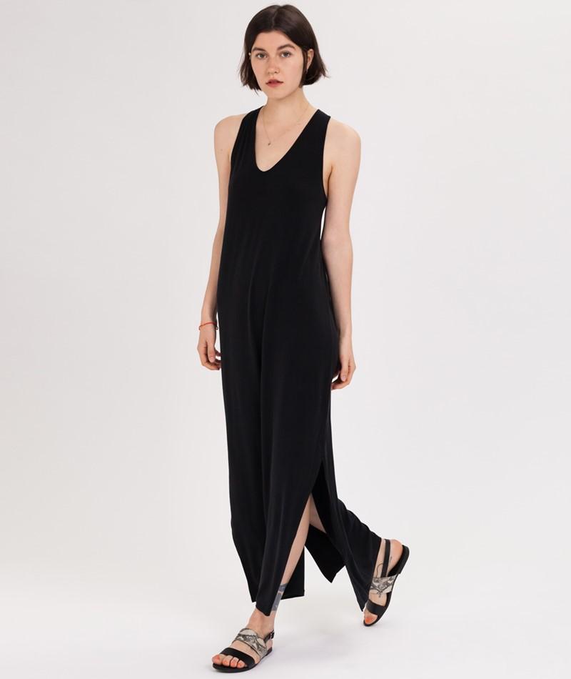 SELECTED FEMME SLFAsha Ankle Kleid black