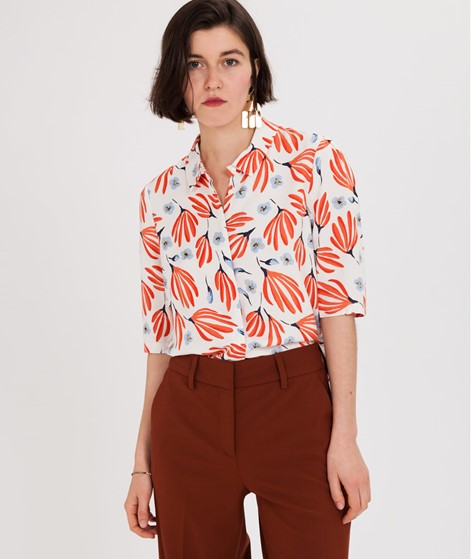 ANOTHER LABEL Savoie Floral Bluse multi