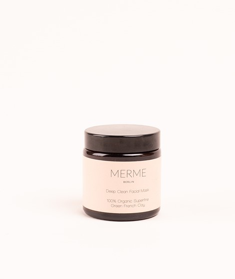 MERME BERLIN Deep Clean Facial Mask