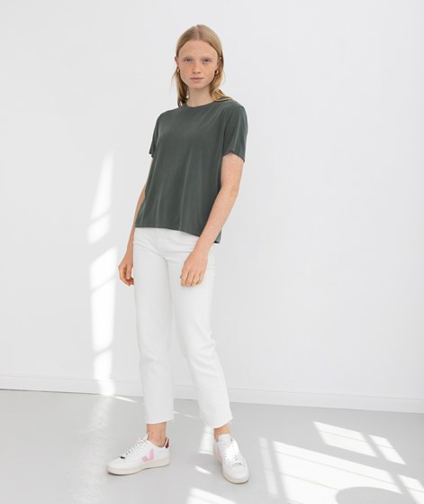KAUF DICH GLÜCKLICH T-Shirt dark olive