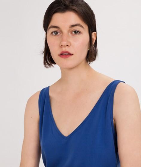 KAUF DICH GLÜCKLICH Alexa Top cobalt blu