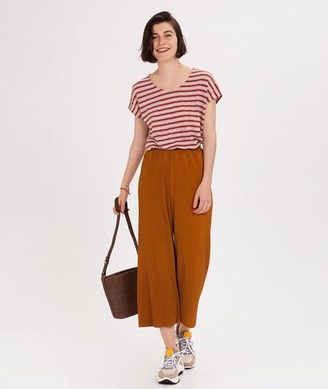 KAUF DICH GLÜCKLICH Helga T-shirt carmin