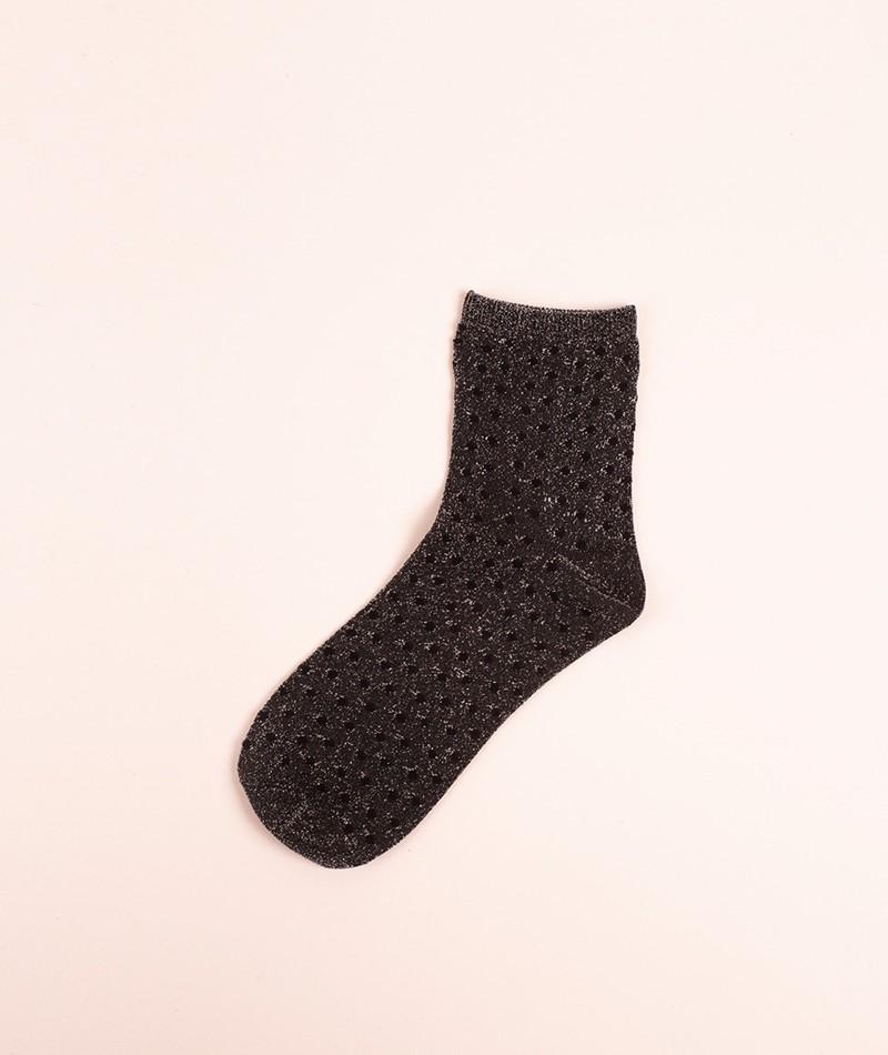 UNMADE CPH Moonlight Short Socken black