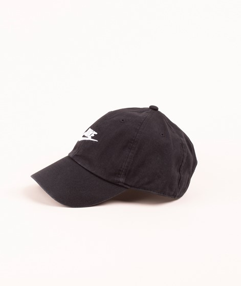 NIKE Unisex NSW H86 Cap black/black/whit