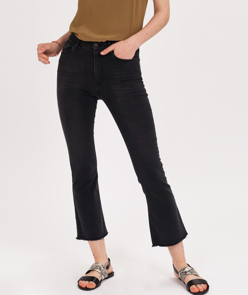 GLOBAL FUNK Three Jeans rebel black
