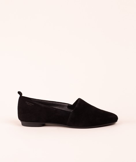 VAGABOND Sandy Slipper black