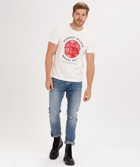 SELECTED HOMME SLHViktor T-Shirt egret