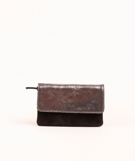 UNMADE CPH Amarante Geldbörse black/silv