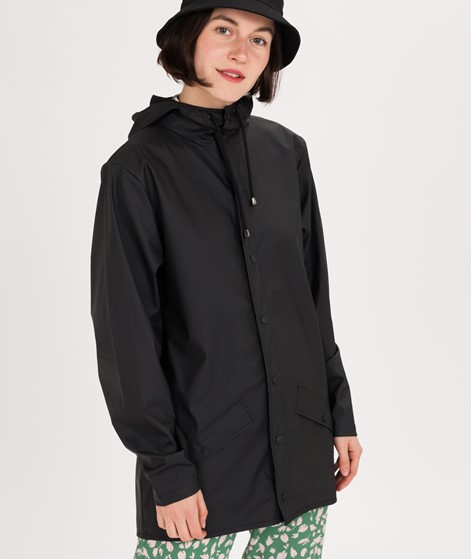 RAINS Jacket Jacke black