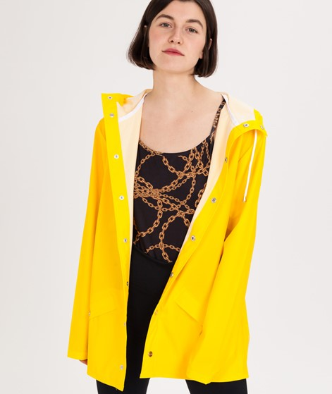 RAINS Jacket Jacke W yellow