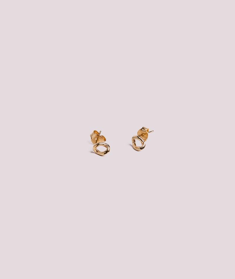 JUKSEREI Cleo Ear Stud gold