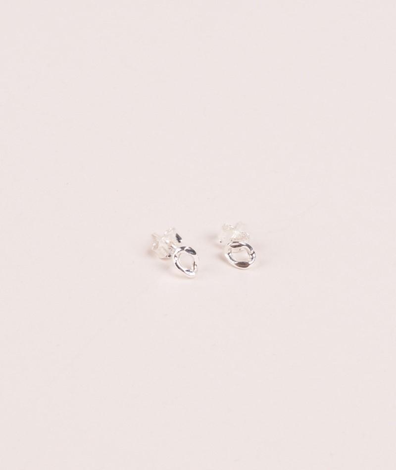 JUKSEREI Cleo Ear Stud silver