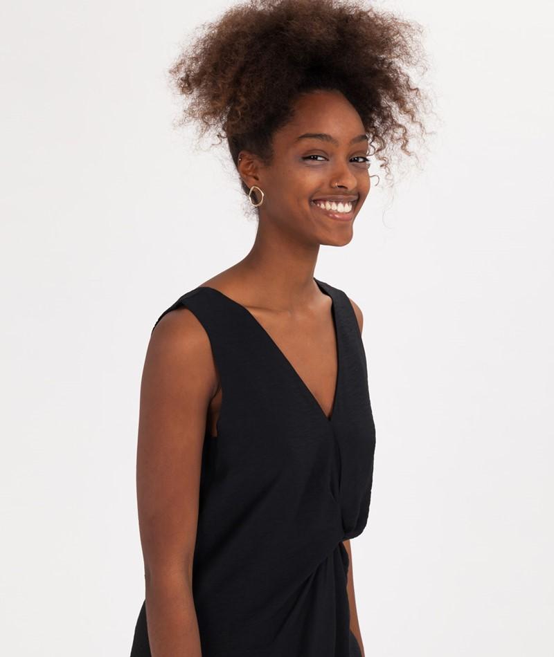 MINIMUM Scala Kleid black