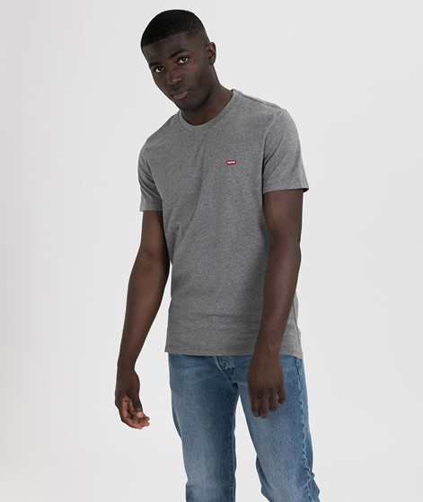 LEVIS SS Original HM T-Shirt charcoal