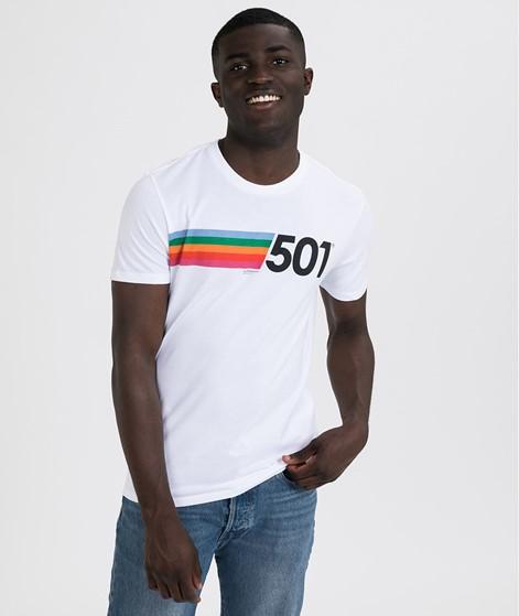 LEVIS Grafic Set In Neck 2 T-Shirt white