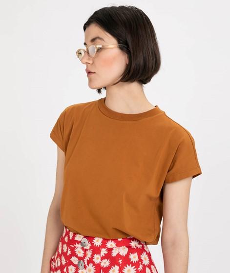 KAUF DICH GLÜCKLICH Alisa T-shirt honey